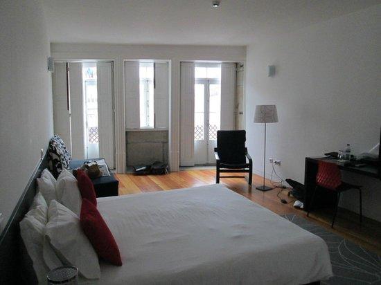 كال جيست هاوس: Bedroom