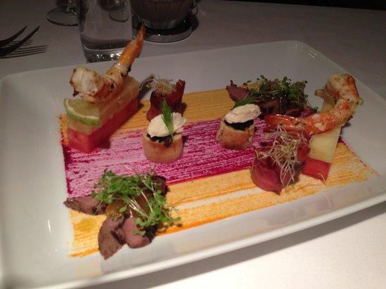Arnguli Grill & Restaurant: Tasting plate starter
