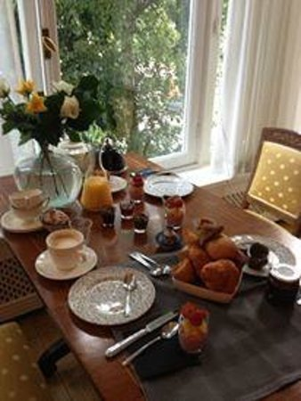 Prince Henry, Private Suites and Gardens: A great way to start the day