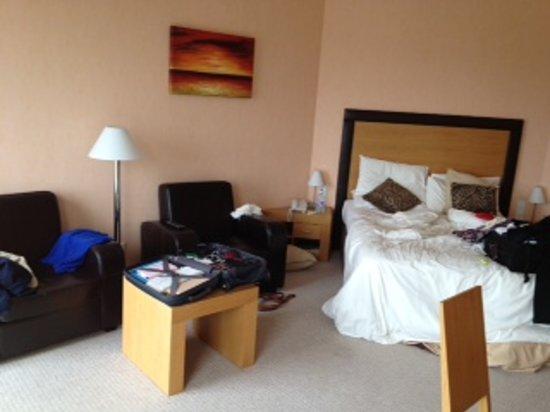 Spa room picture of hotel de france st helier tripadvisor for Hotel france spa