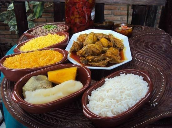 Mororo Bar E Restaurante: Comida Regional