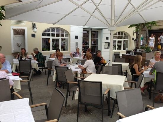Restaurant Sigmund Ristorante: externer Bereich