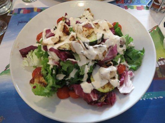 Bracera: Salad