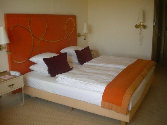 Casino 2000 Hotel: kamer zoals ze werkelijk is.