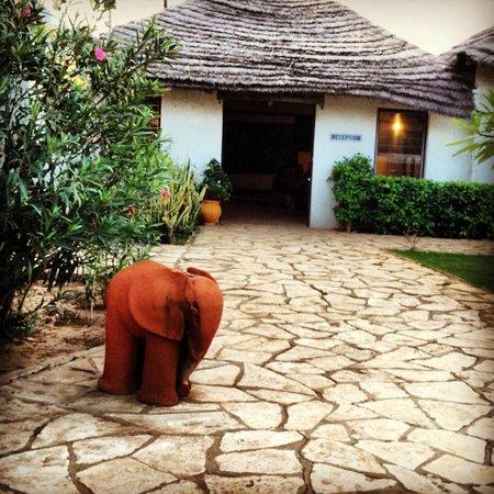 Sunugal Village-Hotel: reception