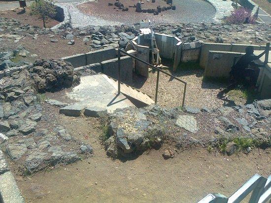 Mount Bental : Bunker