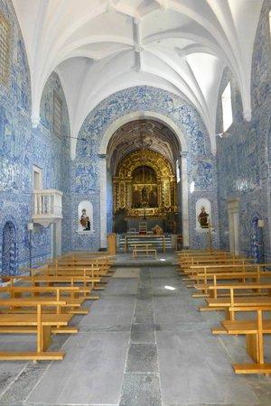 Pousada Convento Arraiolos: Cappella della Pousadas