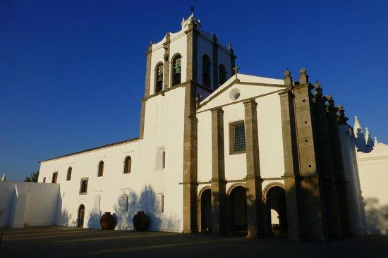 Pousada Convento Arraiolos: Ingresso alla pousada