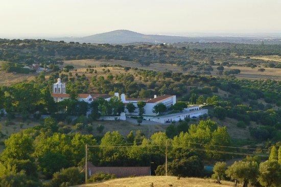 Pousada Convento Arraiolos : La pousada dal castello