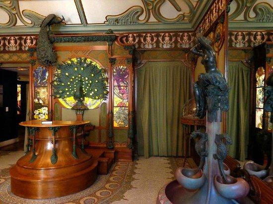 Musée Carnavalet : Bijouterie Georges Fouquet par Mucha