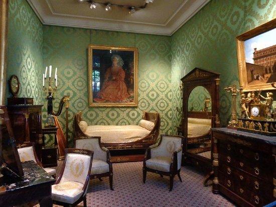 Musée Carnavalet : Mobilier de la duchesse de Gaëte (XIXè)