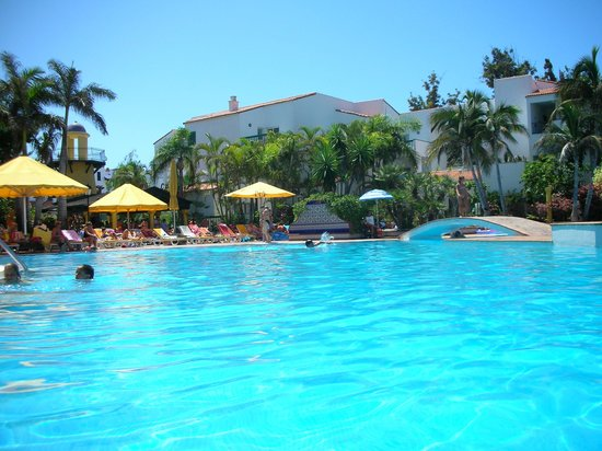 Piscina foto di park club europe hotel playa de las for Alberca las americas