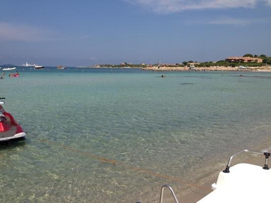 Le Corti Di Marinella : foto spiaggia golfo di Marinella1