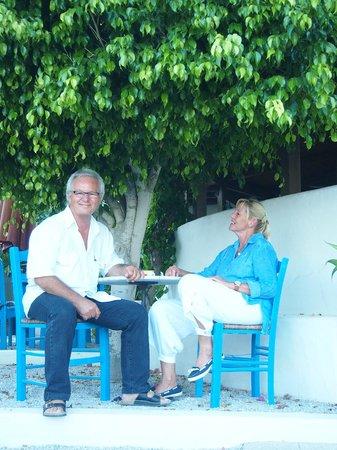 Die Grosse Muehle: Petra und Dietmar