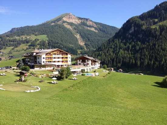 Granvara Relais & Spa Hotel: l'hotel ed il meraviglioso panorama