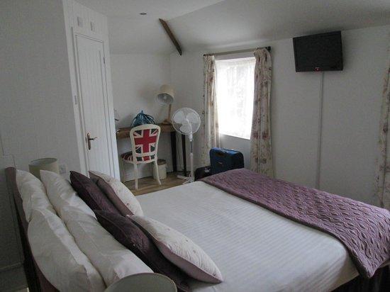 BEST WESTERN Annesley House Hotel: Garden House Bedroom