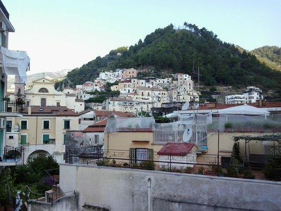 Hotel Torre di Milo: Vista montagna dalla mia stanza