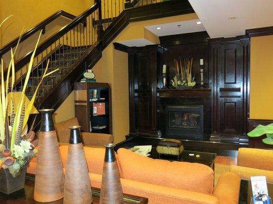 Country Inn & Suites By Carlson, Niagara Falls, ON : Lobby