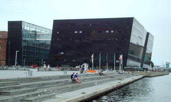 Royal Library (Kongelige Bibliotek): Royal Library (parte moderna)