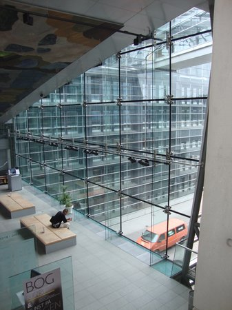 Royal Library (Kongelige Bibliotek): Royal Library (parte moderna)