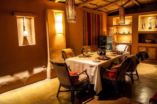 Awasi Atacama - Relais & Chateaux: Restaurant