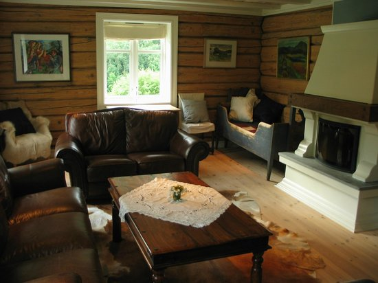 Froys Hus: Living room