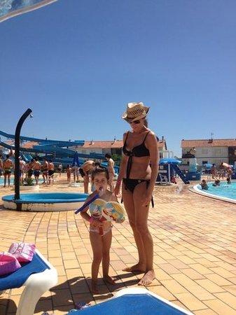 Hotel Cristal Praia Resort & Spa: mis chicas