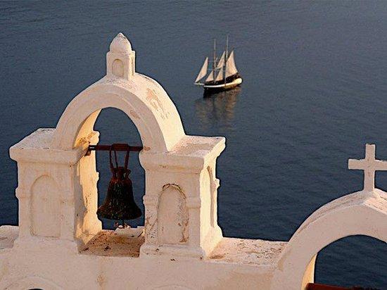 Santa Elena Hotel: Santorini