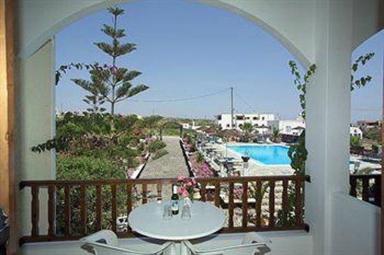 Santa Elena Hotel: Entrata giardino