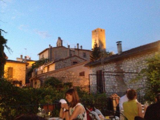 Locanda del Borgo: La Terrazza
