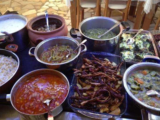 Hanimaga Restaurant: ev yemekleri