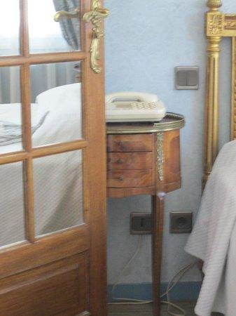 Hotel Le Dandy: Room