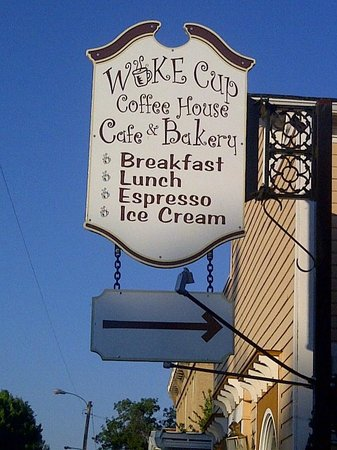 Wake Cup Coffee House: Wake Cup Coffee