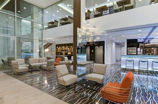 Hotel Valentina: Foyer