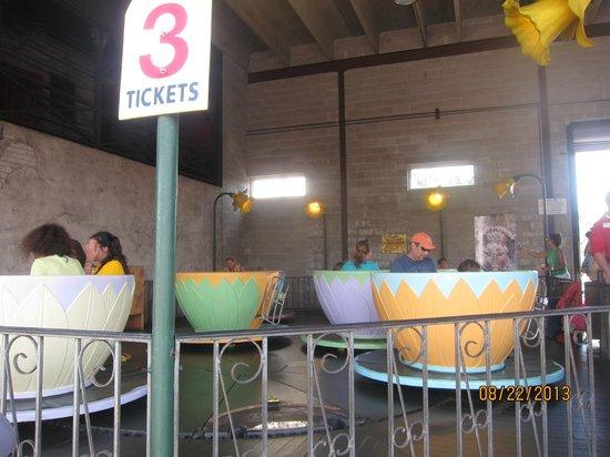 Funland: tea cups