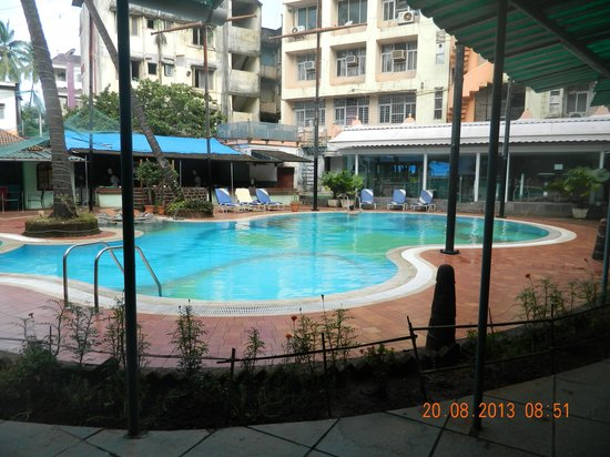 Hotel Fidalgo Goa Review