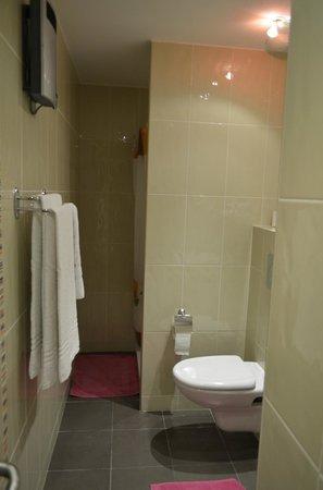 Hotel Le Florian Cannes: Ванная комната