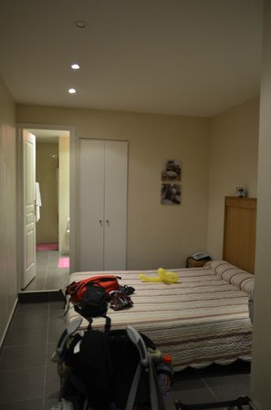 Hotel Le Florian: Спальня