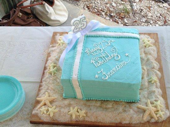 Birthday Cake Islamorada