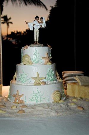 Bob's Bunz: wedding cake