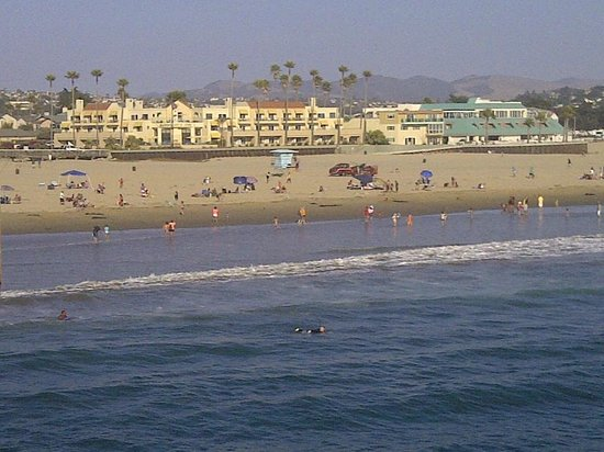 Sandcastle Inn At Pismo Picture Of