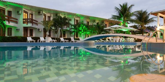 Tropical Oceano Praia: Piscina - Swimming Pool