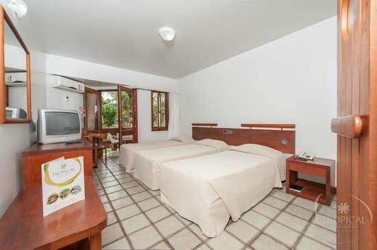 Tropical Oceano Praia: Apto Standard - Standard room