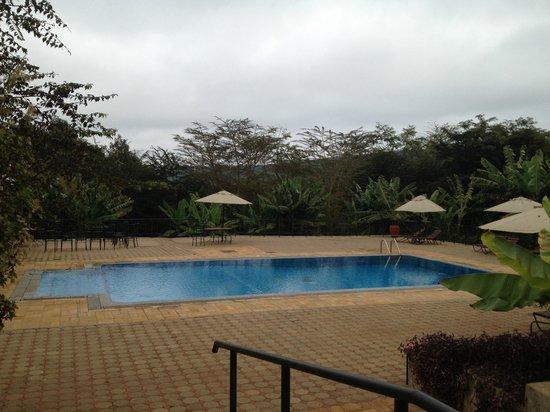 Tloma Mountain Lodge, Tanganyika Wilderness Camps: piscina