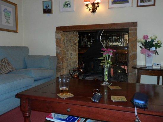 The Lordleaze Hotel: lounge area