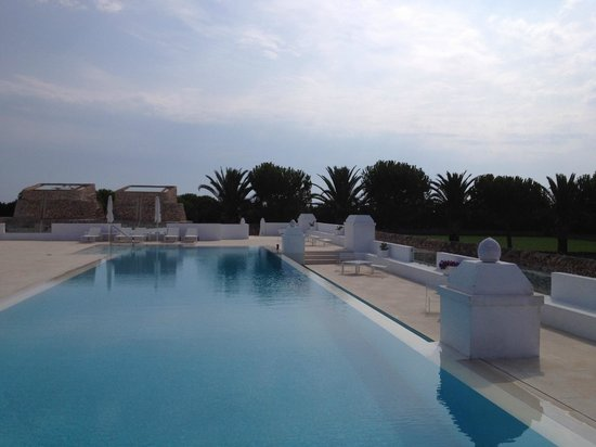 Masseria Bagnara Resort & Spa : piscina