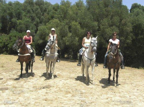 Rancho La Paz: Gruppenbild :)