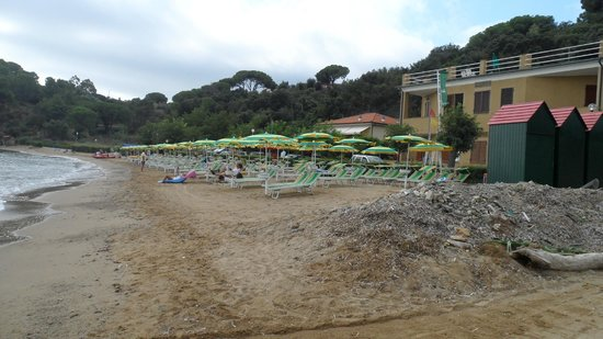 Le Acacie Hotel & Residence: SPIAGGIA