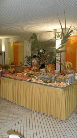Le Acacie Hotel & Residence: CENA DI FERRAGOSTO
