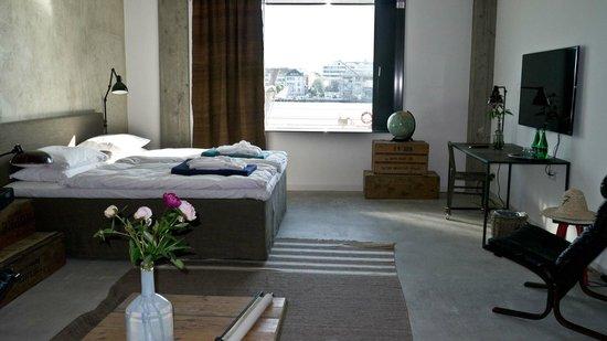Speicher7 Hotel: Nouvelle Vague